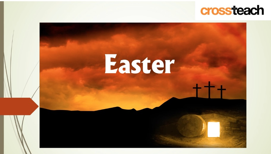 Easter Lesson Video 1 – Starter and Introduction