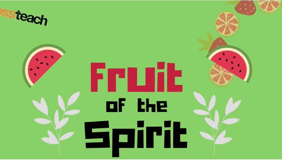 Fruit of the Spirit 1: Love
