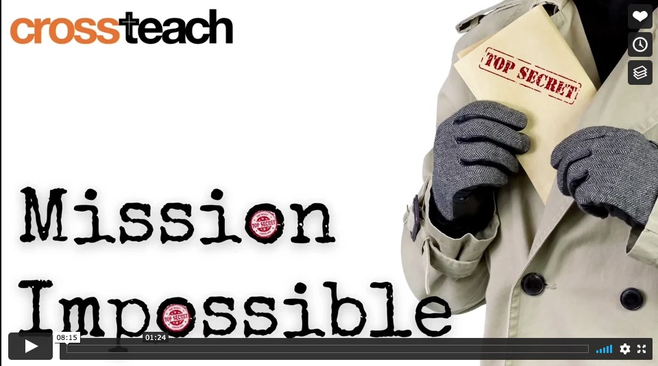 Mission Impossible 1: The Mission
