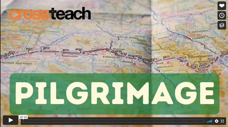 Pilgrimage Lesson: Plan