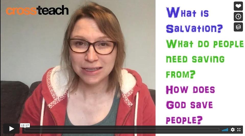 Salvation Lesson